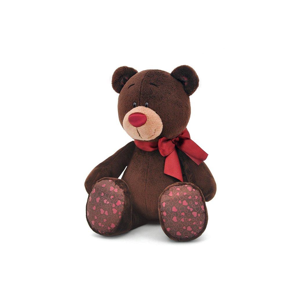 Orange TOYS - plyšový medvídek Choco sedící, 20 cm
