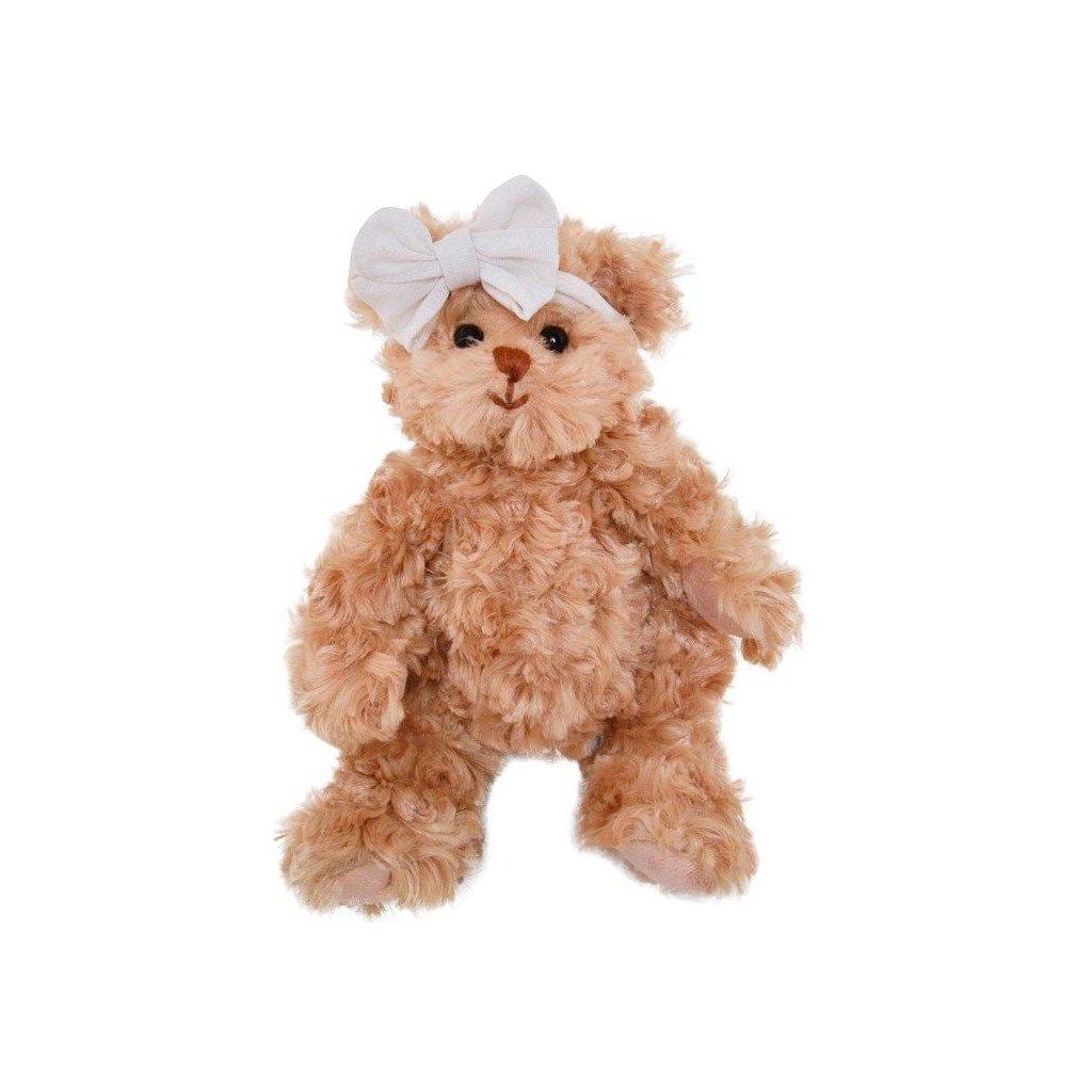 Bukowski - plyšový medvídek Daniels Girlfriend, 25 cm