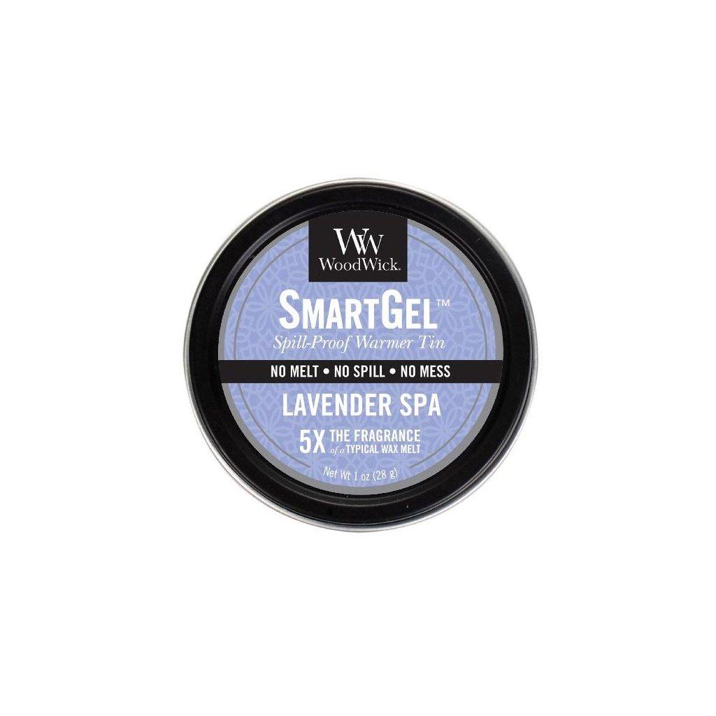WoodWick - vonný vosk Levandulové lázně, SmartGel 28g