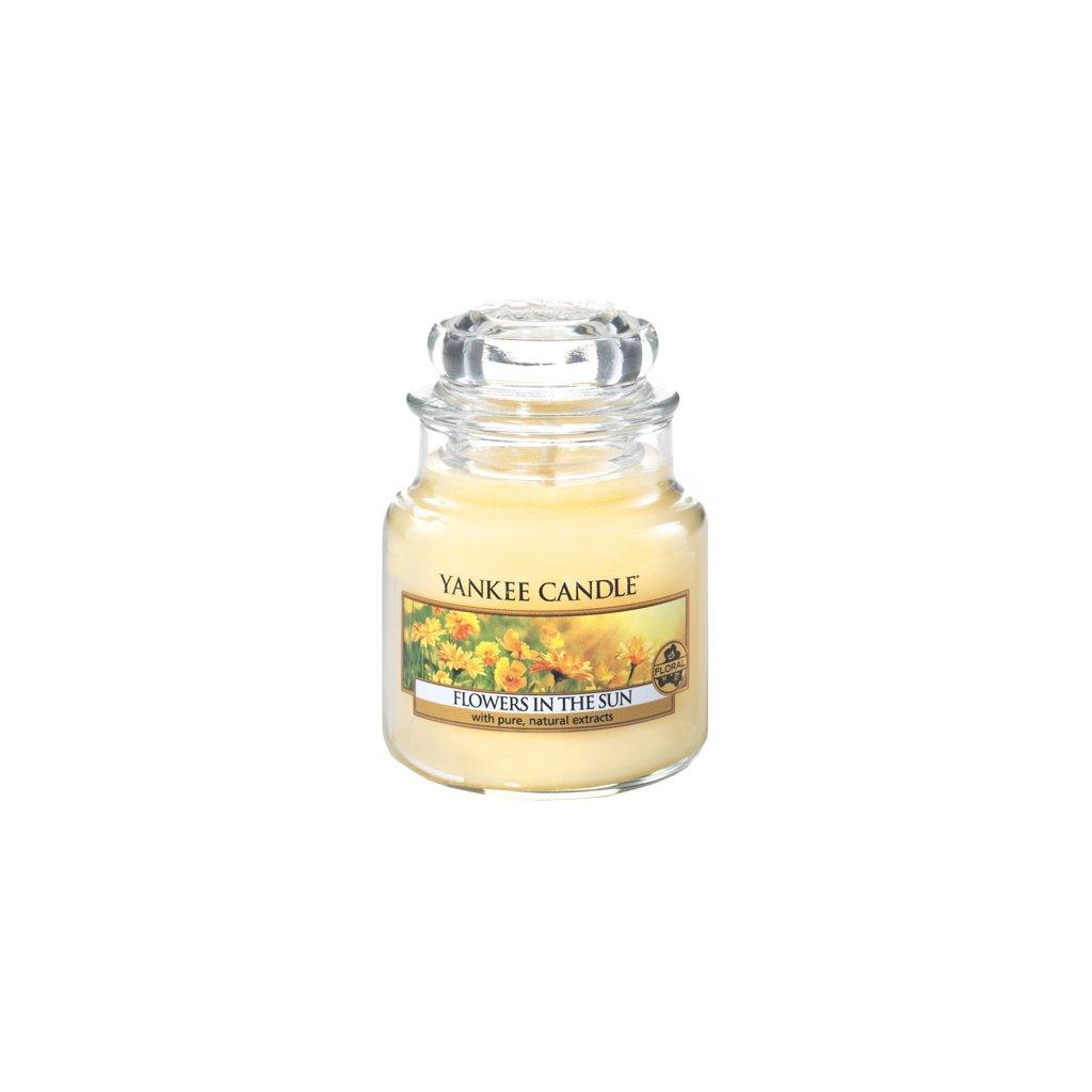 Yankee Candle - vonná svíčka Flowers in the Sun 104g