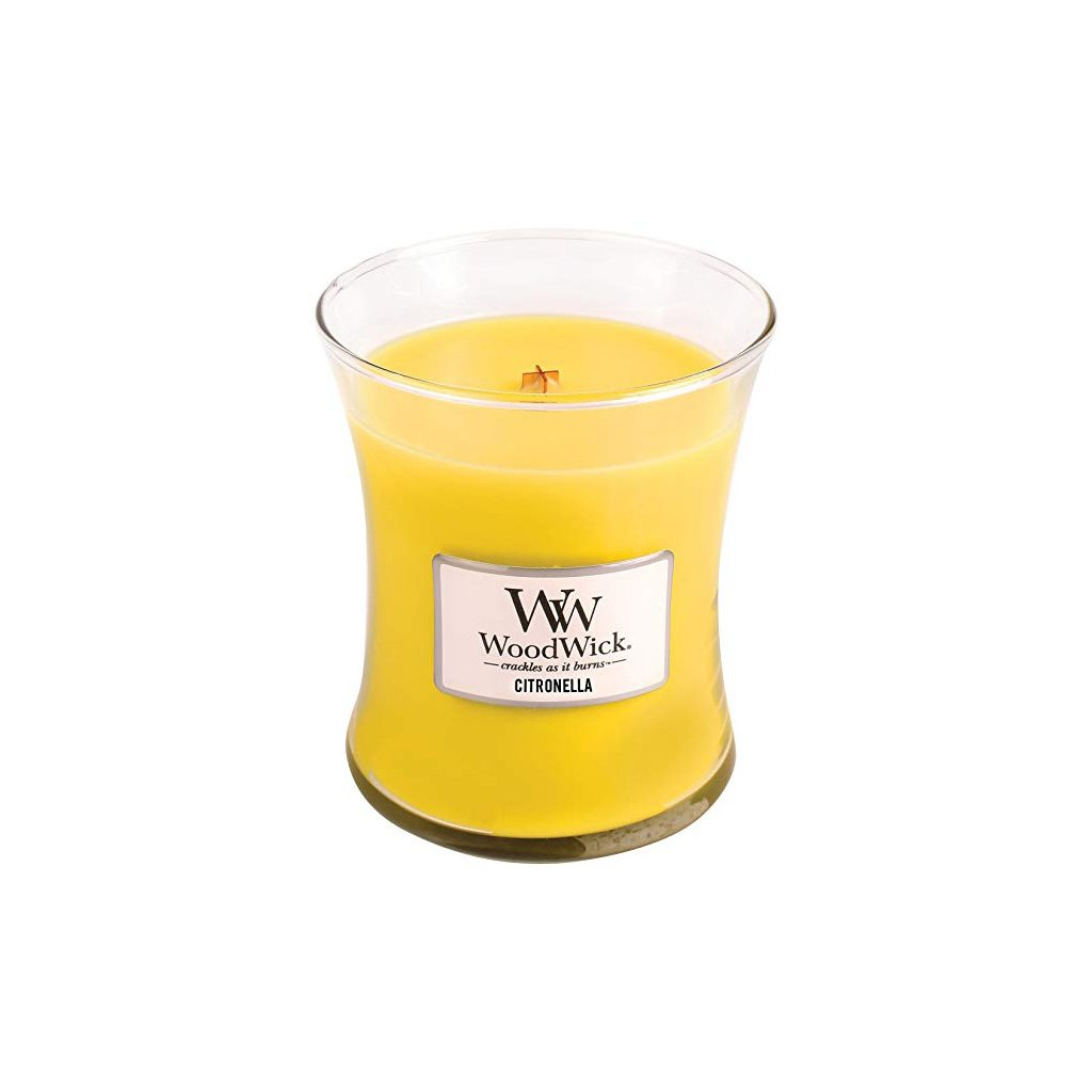WoodWick - vonná svíčka Citronela 275g