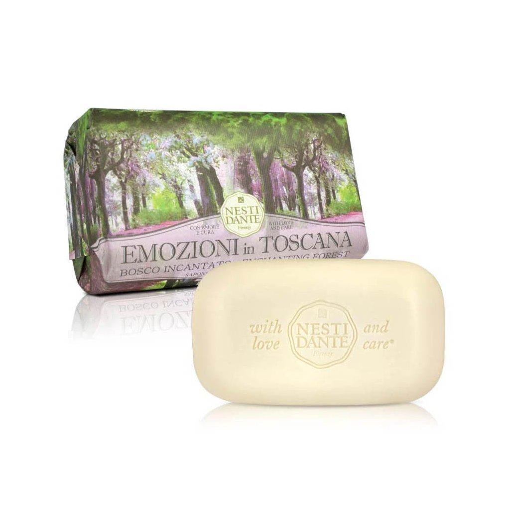 Nesti Dante - přírodní mýdlo Emozioni in Toscana, Okouzlující les 250g