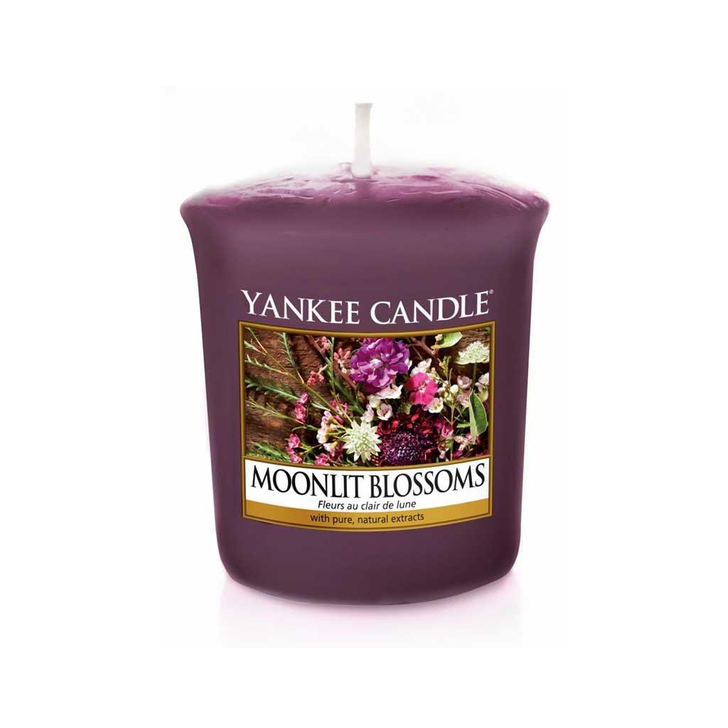Yankee Candle - votivní svíčka Moonlit Blossoms 49g