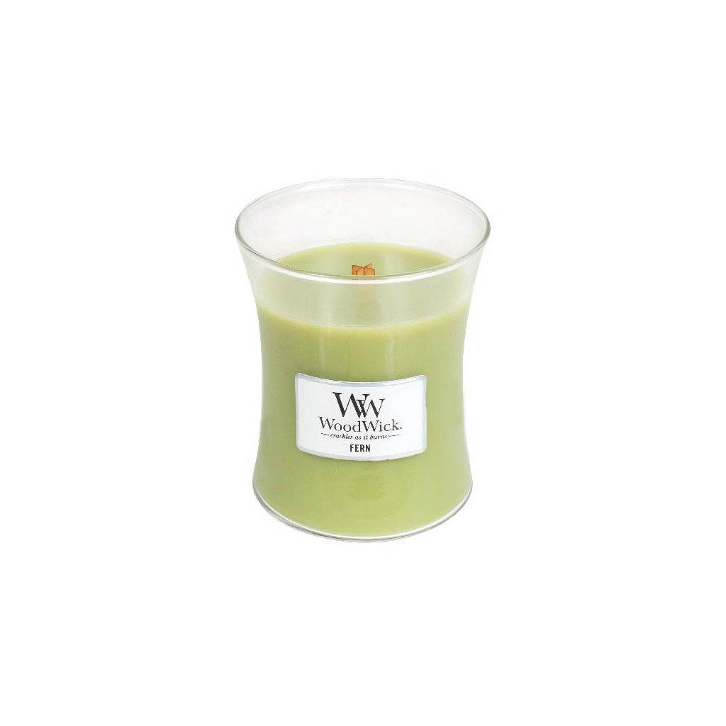 WoodWick - vonná svíčka Kapradina 275g