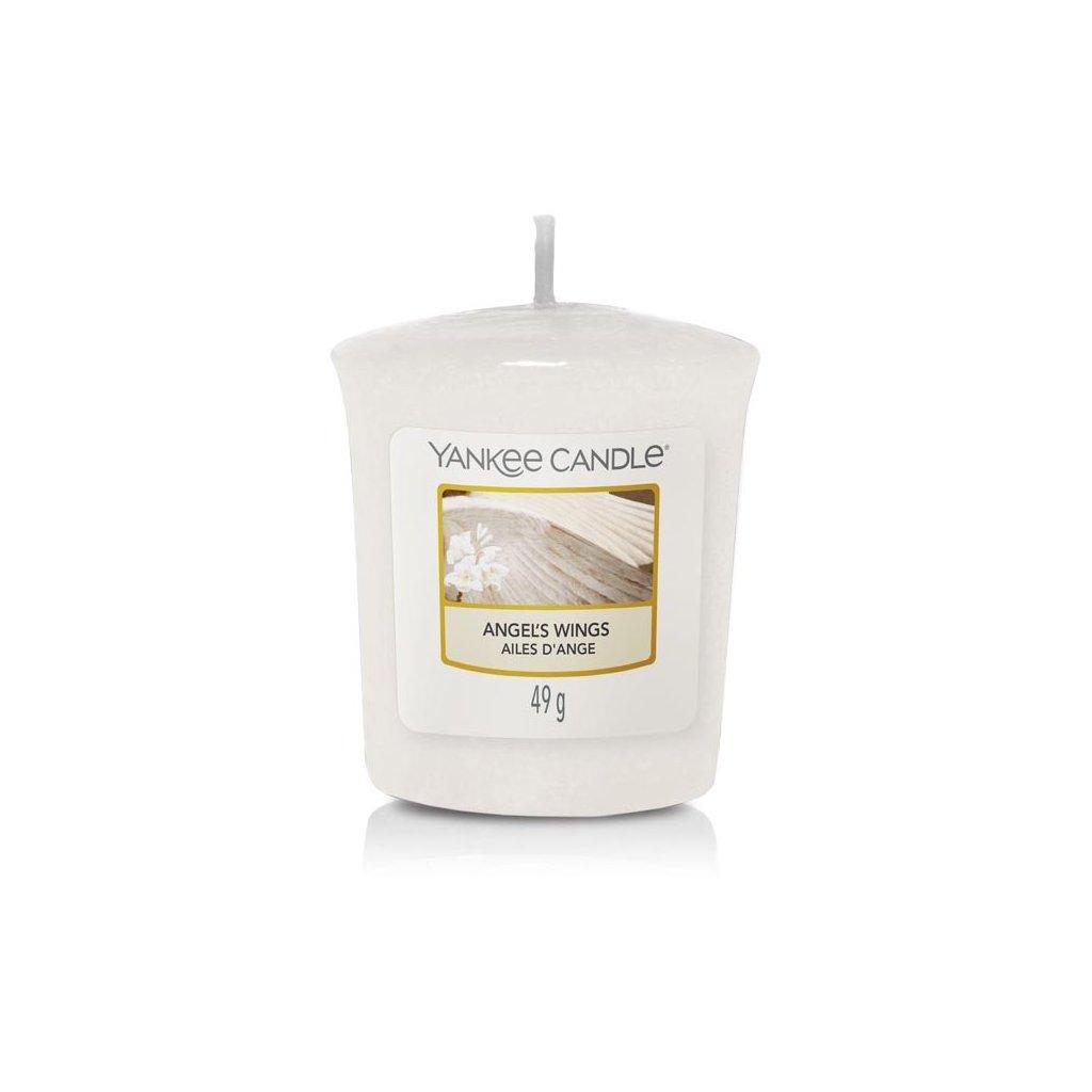 Yankee Candle - votivní svíčka Angel's Wings (Andělská křídla) 49g