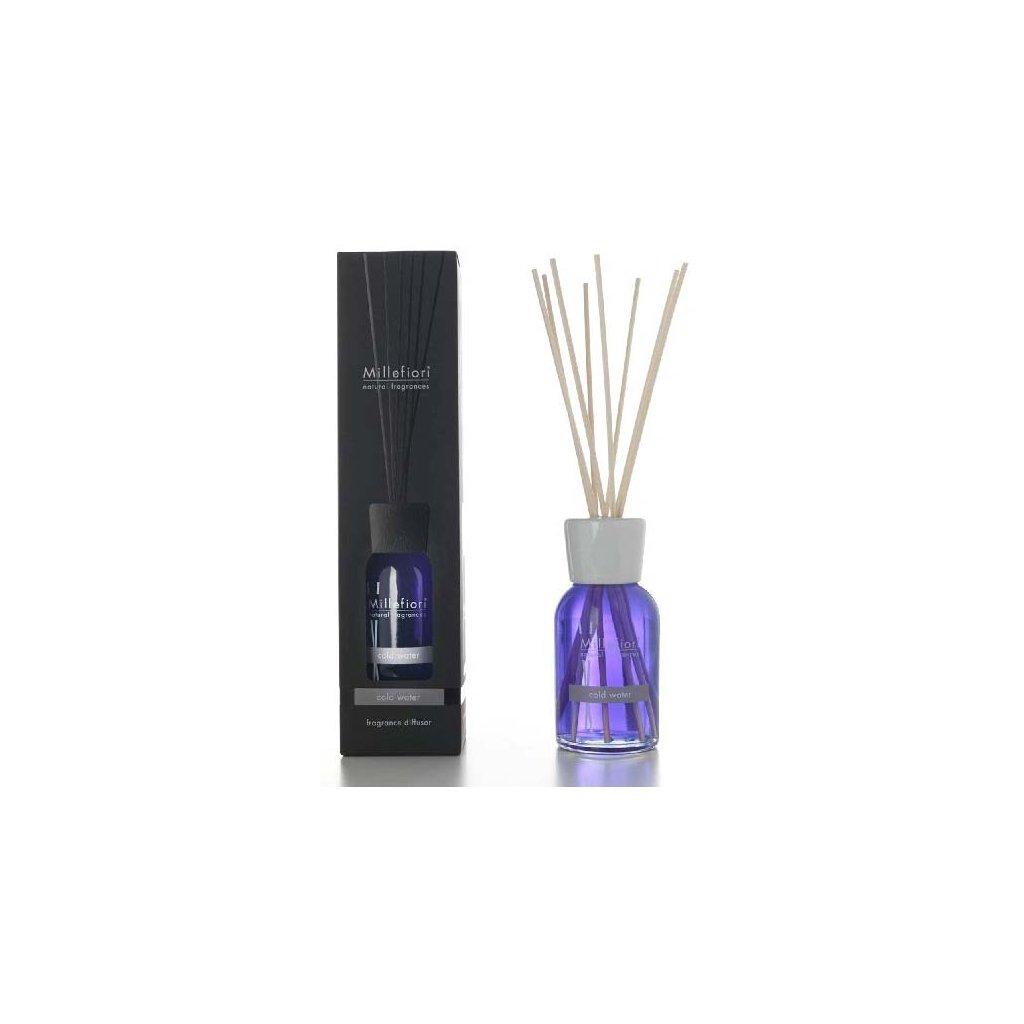 Millefiori Milano - aroma difuzér Cold Water, Natural 250 ml