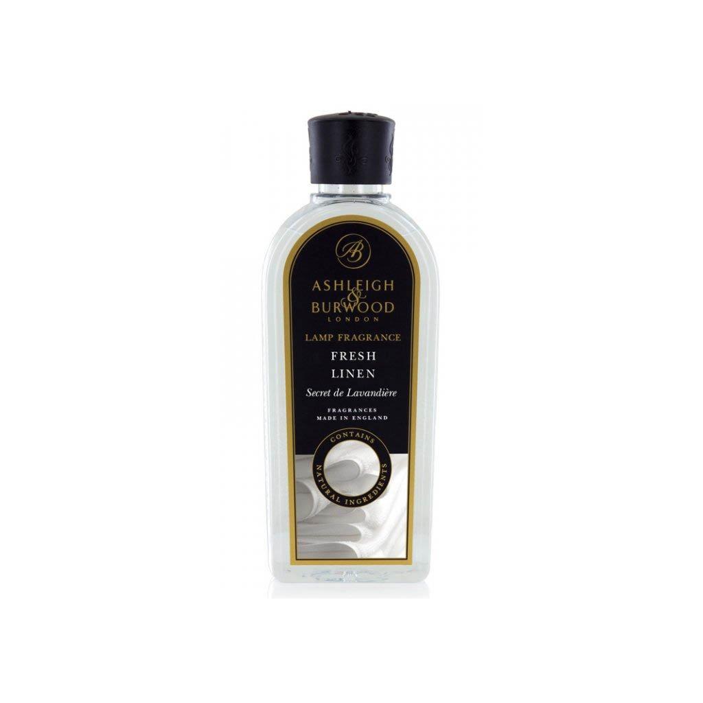 Ashleigh & Burwood - náplň do katalytické lampy Fresh Linen 500 ml
