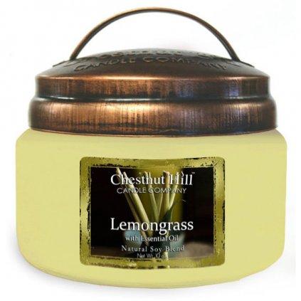Chestnut Hill - vonná svíčka Lemongrass (Citronová tráva) 284g