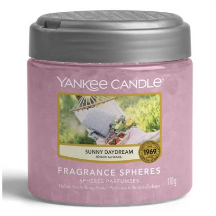 Yankee Candle - Spheres vonné perly Sunny Daydream (Snění za slunečného dne) 170g