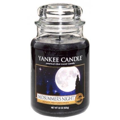 Yankee Candle - vonná svíčka Midsummers Night 623g