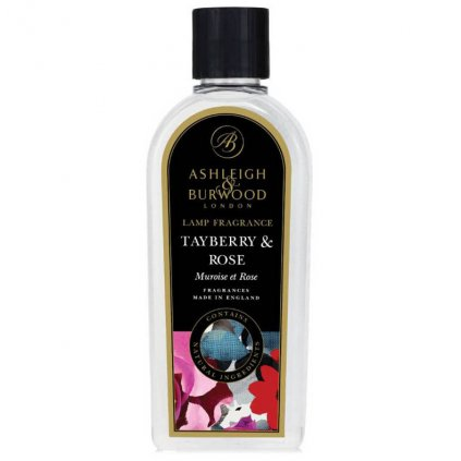 Ashleigh & Burwood - náplň do katalytické lampy Tayberry & Rose 500 ml