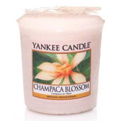 Yankee Candle - votivní svíčka Champaca Blossom (Květ magnólie) 49g