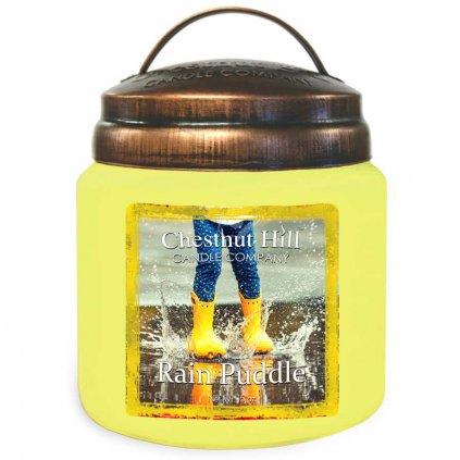 Chestnut Hill - vonná svíčka Rain Puddle (Dešťová louže) 454g