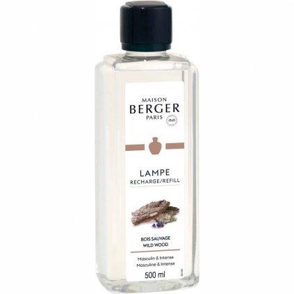 Maison Berger Paris - interiérový parfém Wild Wood (Krása dřeva) 500 ml