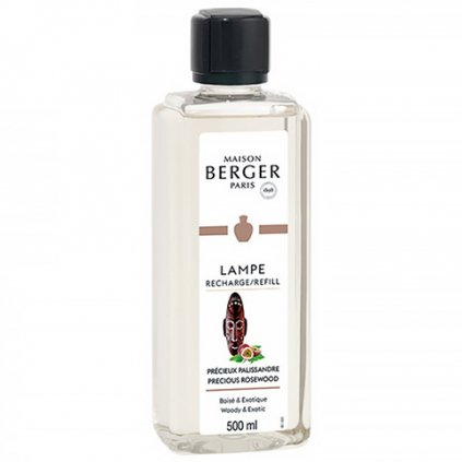 Maison Berger Paris - interiérový parfém Precious Rosewood (Jedinečný palisandr) 500 ml