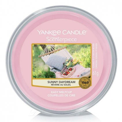 Yankee Candle - Scenterpiece vosk Sunny Daydream (Snění za slunečného dne) 61g