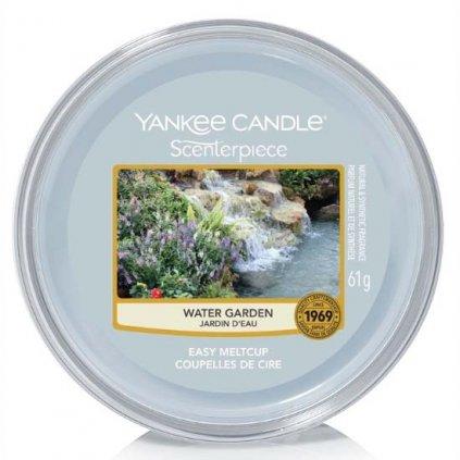 Yankee Candle - Scenterpiece vosk Water Garden (Zahradní potůček) 61g