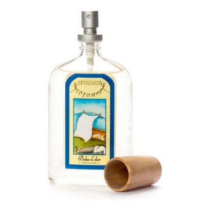 Boles d'olor - osvěžovač vzduchu ve spreji Cotonet (Bavlna) 100 ml