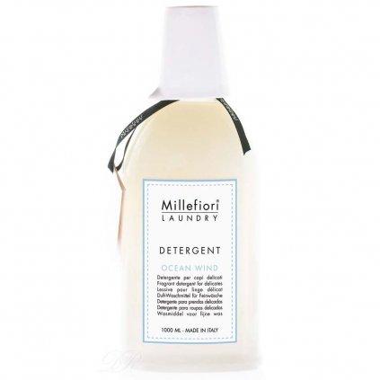 Millefiori Milano - tekutý prací prostředek Ocean Wind (Mořský vítr) 1000 ml