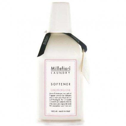 Millefiori Milano - tekutý prací prostředek Cascata di Glicine (Modrý vodopád) 1000 ml