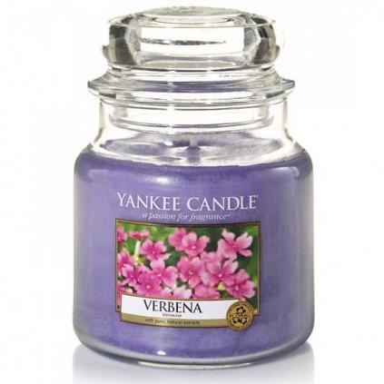 Yankee Candle - vonná svíčka Verbena 411g