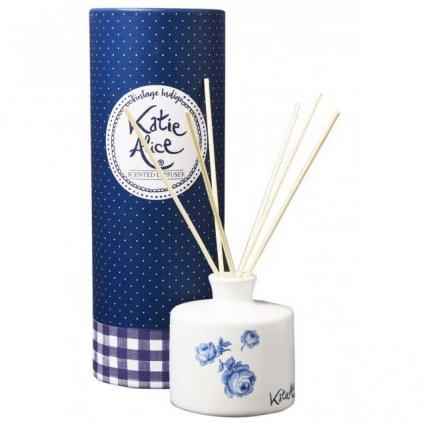 Katie Alice - aroma difuzér Vintage Indigo 150 ml
