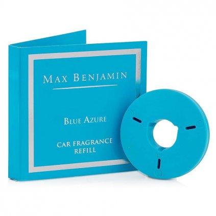 Max Benjamin - náhradní náplň do auta Blue Azure