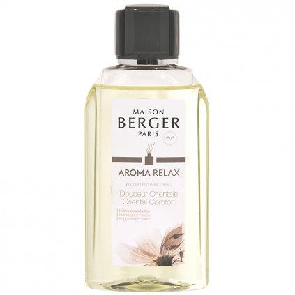 Maison Berger Paris - náplň do difuzéru Oriental Comfort (Sladký Orient) 200 ml