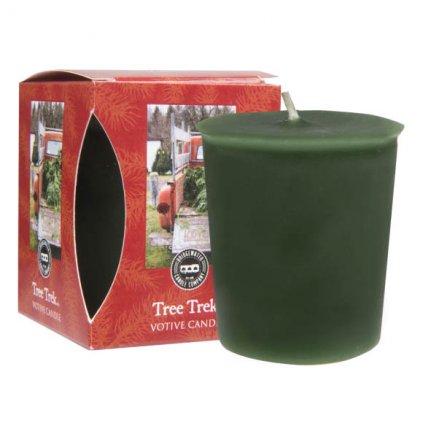 Bridgewater - votivní svíčka Tree Trek 56g