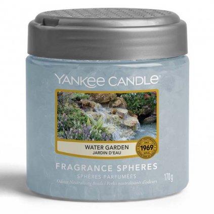 Yankee Candle - Spheres vonné perly Water Garden (Zahradní potůček) 170g