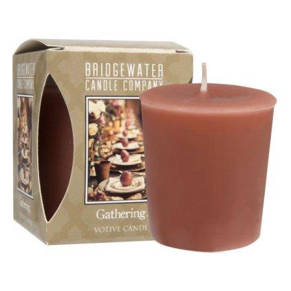 Bridgewater - votivní svíčka Gathering 56g