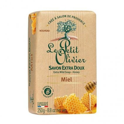 Le Petit Olivier - extra jemné mýdlo s medem 250g
