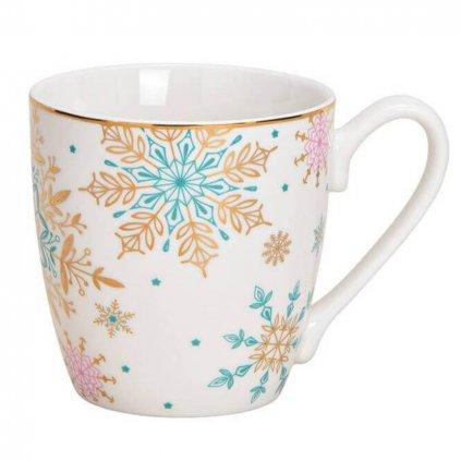 G.Wurm - porcelánový hrnek Vločka 480 ml