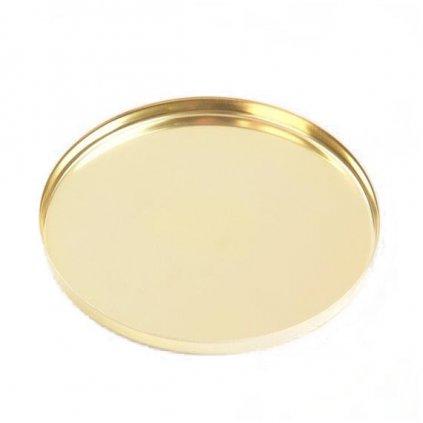 Odkapová miska ke Zvonícímu stromku, zlatá varianta