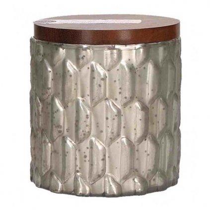 Bridgewater - vonná svíčka Sweet Grace ve zdobeném skle, 445g