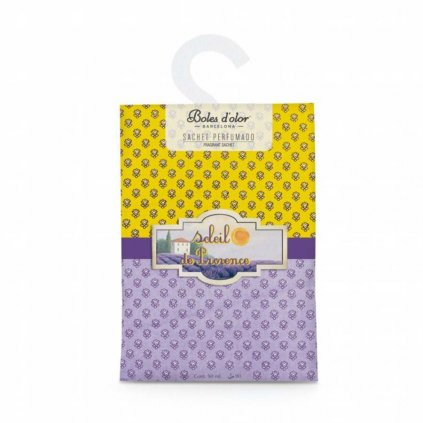 Boles d'olor - vonný sáček Soleil de Provence (Slunce z Provence) 90 ml