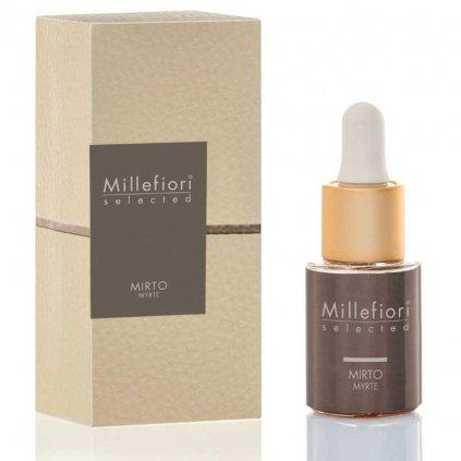 Millefiori Milano - esenciální olej Mirto (Myrta) 15 ml