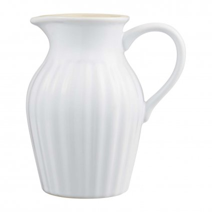 Ib Laursen - keramický džbánek Mynte Pure White 1,7 l