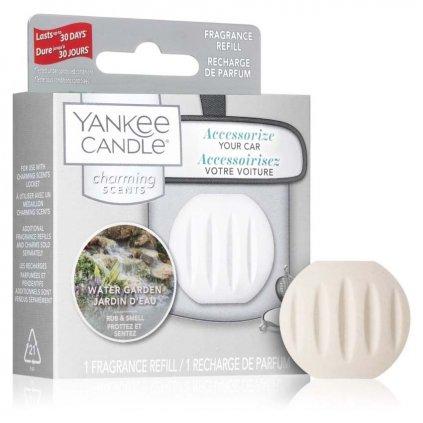 Yankee Candle - náhradní náplň Charming Scents, vůně Water Garden (Zahradní potůček) 1 ks