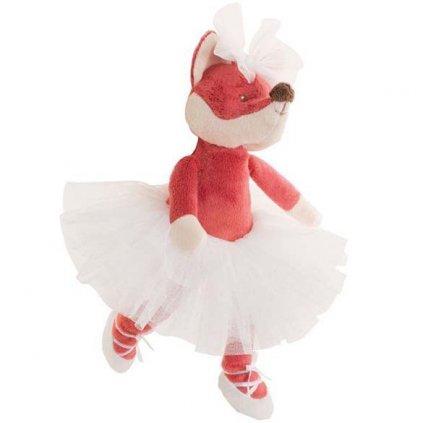 Bukowski - plyšová liška balerína Graceful Regina, 25 cm