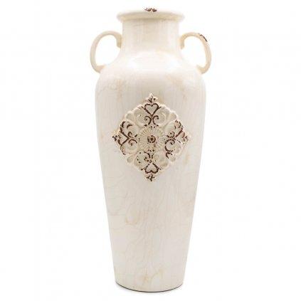 Le Herisson - váza amfora keramická Antik