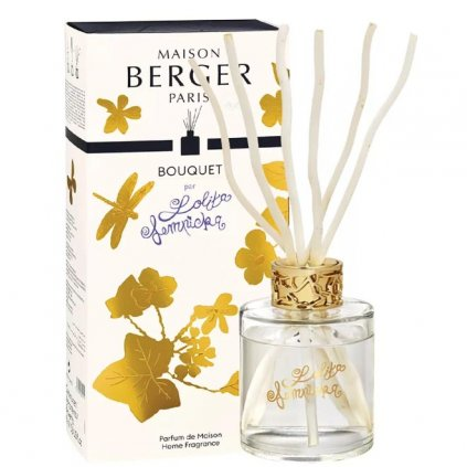 Maison Berger Paris - skleněný aroma difuzér Lolita Lempicka, 115 ml