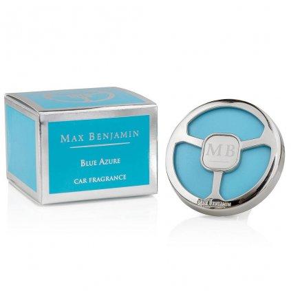 Max Benjamin - vůně do auta Blue Azure