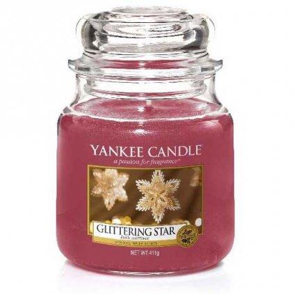 Yankee Candle - Glittering Star (Zářivá hvězda) 411g