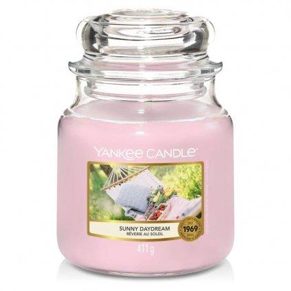 Yankee Candle - vonná svíčka Sunny Daydream (Snění za slunečného dne) 411g