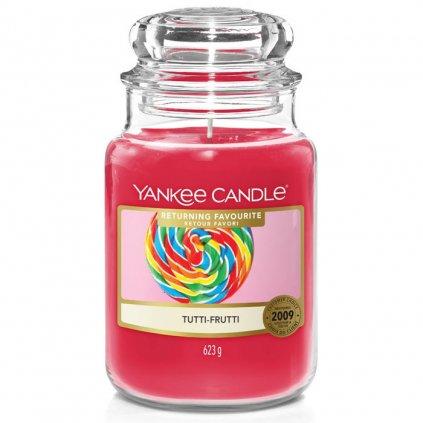 Yankee Candle - vonná svíčka Tutti-Frutti 623g
