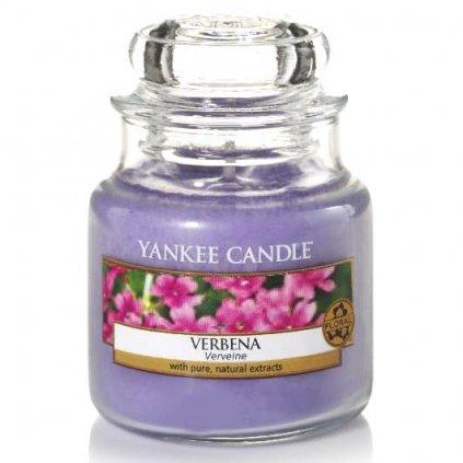 Yankee Candle - vonná svíčka Verbena 104g