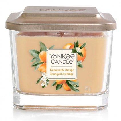 Yankee Candle Elevation - vonná svíčka Kumquat & Orange (Kumquat a pomeranč) 347g