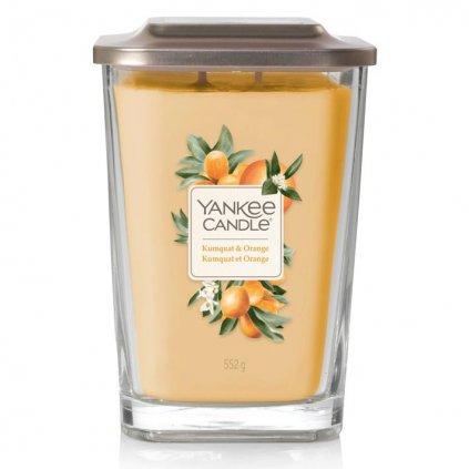 Yankee Candle Elevation - vonná svíčka Kumquat & Orange (Kumquat a pomeranč) 552g