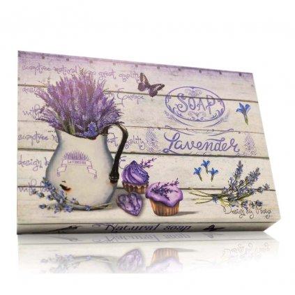 soaptree prirodni mydlo lavender 100g